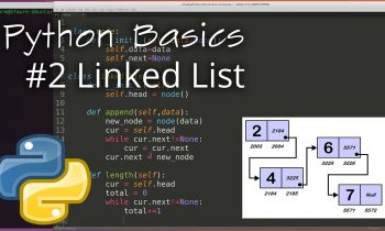 Python Data Structures #2: Linked List