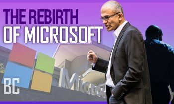 The Rebirth Of Microsoft – How Satya Nadella Saved It (Or Did He?)