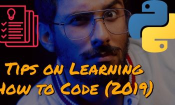 Tips on Learning How to Code in 2019