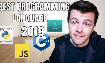 Best Programming Language to learn in 2019