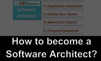 How to become a Software Architect? Tips – Video 1