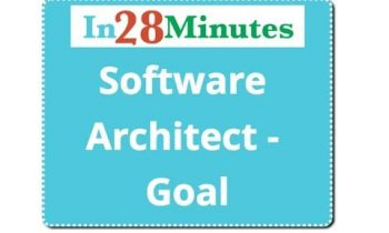 Programmer To Software Architect – What is the Goal of an Architect?