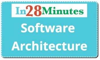 Introduction to Software Architecture In 3 Minutes