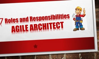 7 Role & Responsibilities of software architect in Agile
