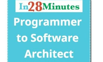 Programmer To Software Architect – Course Introduction