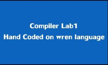 C++ Compiler Design full code implementation شرح