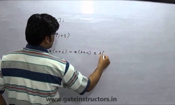 Recognition of Tokens Lexical Analysis | Compiler Design Video Lectures for IIT, GATE | 42