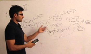 Compiler Design Lecture 12 — Examples of LR(0) and SLR(1)