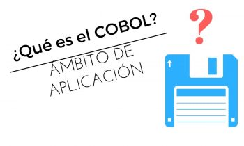 ¿Qué es COBOL y cuál es su ámbito de aplicación?
