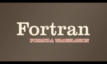 How They Created – Fortran | World's First Programming Language |