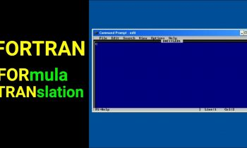 Introduction to Fortran Programming | How to install Fortran 77 | How to run Programs on Fortran 77