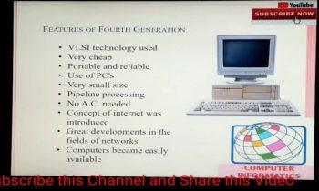 Generations of Computer part-2