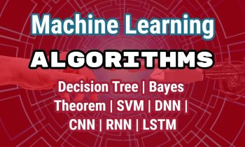Machine Learning Algorithms Full Course | Tutorial
