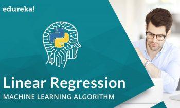 Linear Regression Algorithm   Linear Regression in Python   Machine Learning Algorithm   Edureka