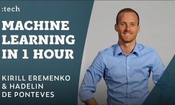 Machine Learning in 1 Hour: Simple Linear Regression | Learn to create Machine Learning Algorithms
