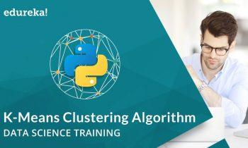 K Means Clustering Algorithm | K Means Example in Python | Machine Learning Algorithms | Edureka