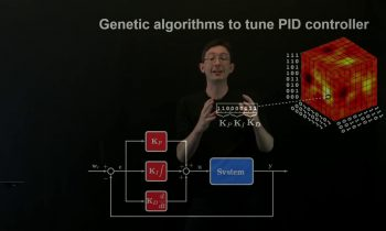 Machine Learning Control: Tuning a PID Controller with Genetic Algorithms