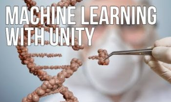 Promo: Learn Machine Learning Algorithms with C# in Unity Course