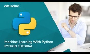 Python Machine Learning Tutorial | Machine Learning Algorithms | Python Training | Edureka