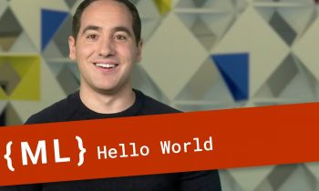 Hello World – Machine Learning Recipes #1