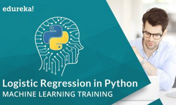 Logistic Regression in Python | Logistic Regression Example | Machine Learning Algorithms | Edureka