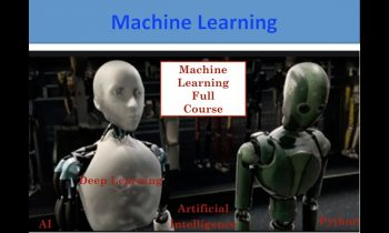 Practical Machine Learning in Python Full Course