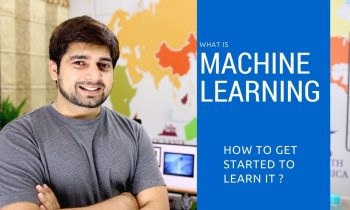 What is machine learning and how to learn it ?