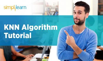 KNN Algorithm – How KNN Algorithm Works With Example | Data Science For Beginners | Simplilearn