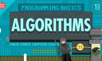 Intro to Algorithms: Crash Course Computer Science #13