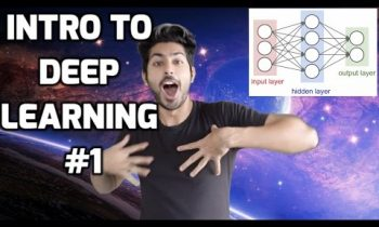 How to Make a Prediction – Intro to Deep Learning #1