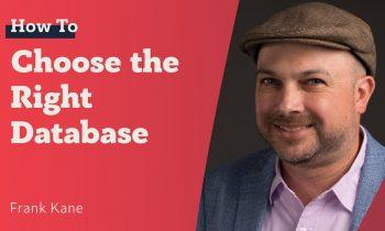 How to Choose the Right Database? – MongoDB, Cassandra, MySQL, HBase – Frank Kane