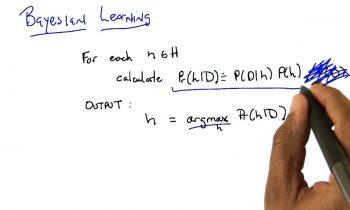 Bayesian Learning – Georgia Tech – Machine Learning