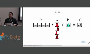 Eric J. Ma – An Attempt At Demystifying Bayesian Deep Learning