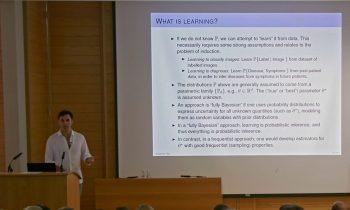 Dan Roy: Bayesian Learning I