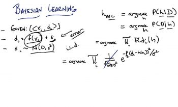 Return to Bayesian Learning – Georgia Tech – Machine Learning