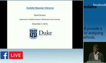 Scalable Bayesian Inference – NeurIPS 2018