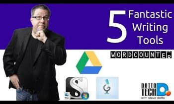 5 Fantastic Writing Tools