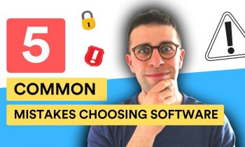 Top 5 Common Mistakes Choosing Productivity Software