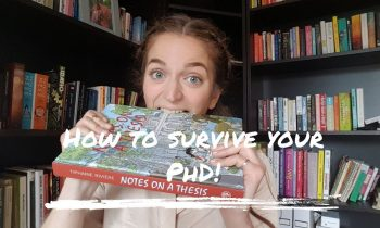 PhD studies and mental health – How to survive your PhD