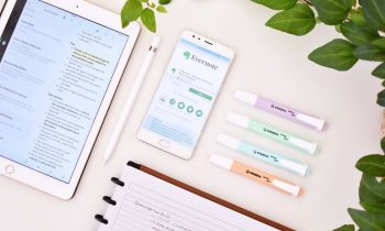 HOW I ORGANIZE MY NOTES AND TO-DO'S WITH EVERNOTE