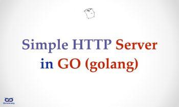 #golang #websoket #striversity The Basics of a Simple HTTP Server in Go