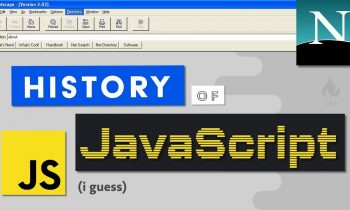 The Weird History of JavaScript