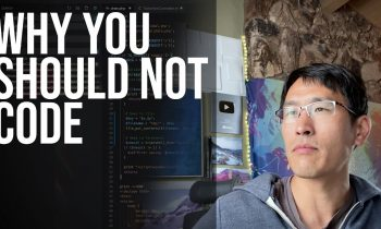 Why you should not be a software engineer | TechLead