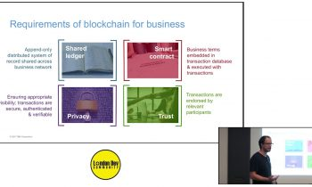 Building Blockchain apps with HYPERLEDGER COMPOSER by Simon Stone – The Shard