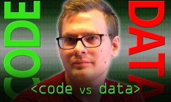 Code vs Data (Metaprogramming) – Computerphile
