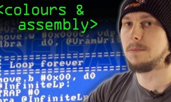 Assembly Programming & Colour – Computerphile