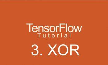 tf.keras – 3. XOR With Neural Network (English)
