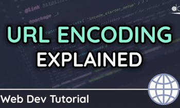 What is URL Encoding? – URL Encode/Decode Explained – Web Development Tutorial