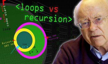 Programming Loops vs Recursion – Computerphile