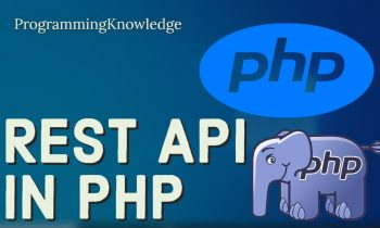 How to Create RESTful API in PHP  | RESTful API With PHP & MySQL